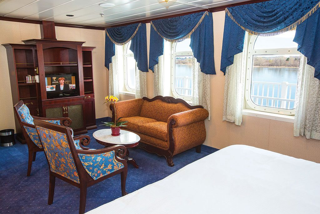 Category A Stateroom